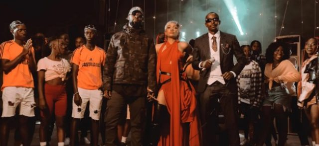 TUPAATE REMIX by Pia Pounds ft Eddy Kenzo and Mc Africa