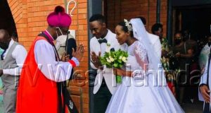 PHOTOS: Ray G Weds Fiancee Anabelle in Beautiful Ceremony